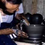patrice lebreton tournage poterie