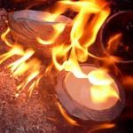 enfumage poterie cuisson raku