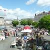 12 Mai  2019 – 4ème VIDE ATELIER d'ARTISTES   –  Angers. Place lafayette.